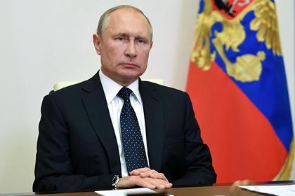 В США заметили усталость Путина от войны в Сирии