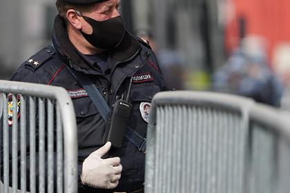 В перестрелке в Москве появился один пострадавший