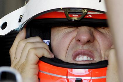 Напарник Шумахера рассказал о непростом этапе в жизни гонщика