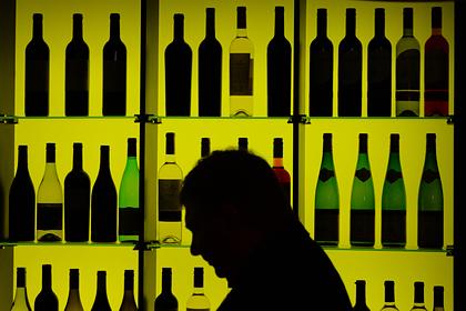 В России выросли продажи водки и вина