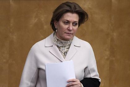 Попова прокомментировала информацию о фальсификации статистики по COVID-19