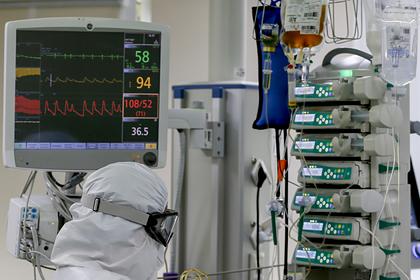 В российской психбольнице произошла вспышка коронавируса
