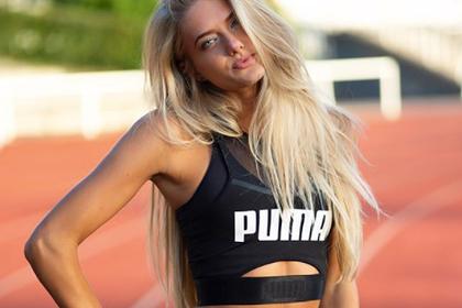 Самая сексуальная спортсменка мира попозировала после жесткой тренировки
