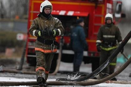 Увеличилось число жертв пожара в больнице для зараженных коронавирусом в Москве