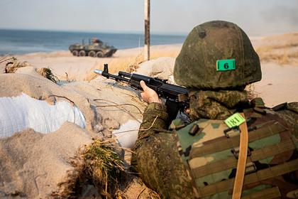 Морского пехотинца наказали за избиение и вымогательство на Черноморском флоте