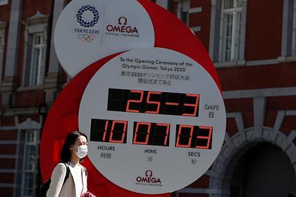 В Японии отреагировали на информацию о возможной отмене Олимпиады