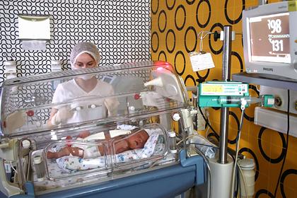 В Минздраве раскрыли механизм заражения младенцев коронавирусом