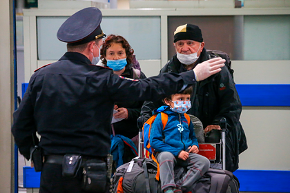 В России призвали воздержаться от поездок за границу