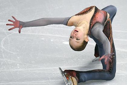 Трусова в третий раз попала в Книгу рекордов Гиннеса