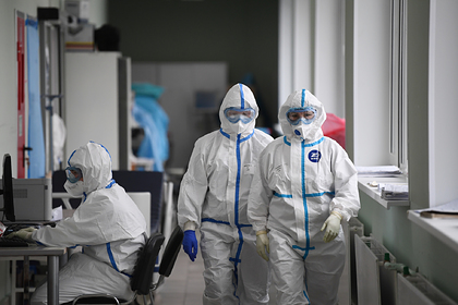 В США заявили о пике коронавируса в России