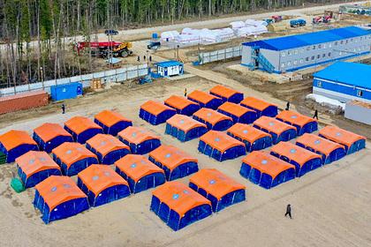 Стали известны подробности жизни бунтовавших на базе «Газпрома» вахтовиков