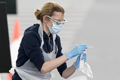 Четверть британских отрицательных тестов на коронавирус сочли ложными