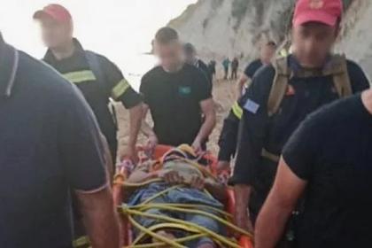 Серийный насильник попытался сбежать от полиции и сорвался со скалы