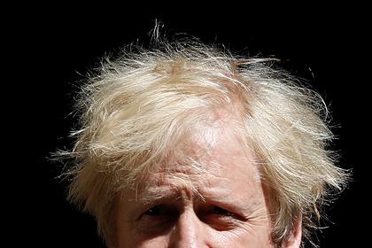 Борис Джонсон пожаловался на ухудшившееся зрение из-за коронавируса