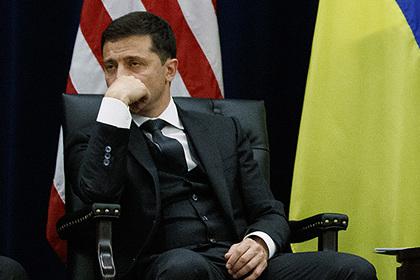 Зеленскому пригрозили разрывом отношений между Украиной и США из-за Байдена