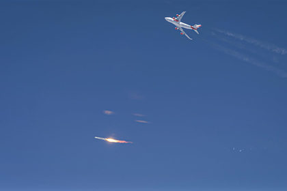 Virgin Orbit потеряли ракету в ходе испытаний