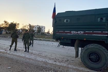 Российского военного обвинили в получении взяток за отправку солдат в Сирию