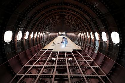 В России начали строительство бомбардировщика шестого поколения
