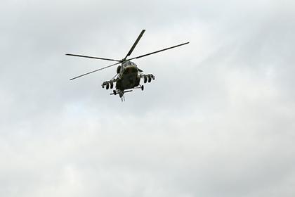 В России ввели временный запрет на полеты военных вертолетов Ми-8
