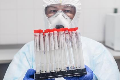 В России выявили 8915 новых случаев заражения коронавирусом