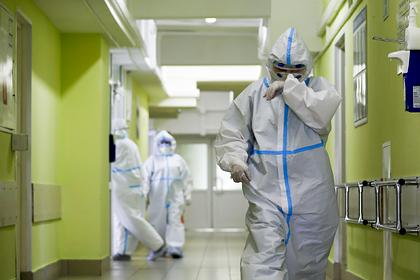 Названы регионы с новыми случаями заражения коронавирусом в России