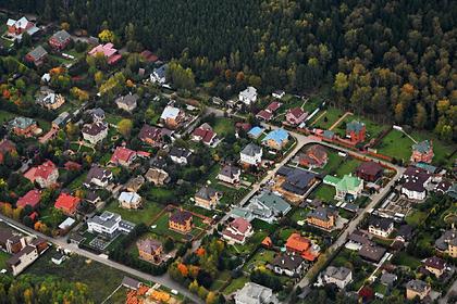 Раскрыта стоимость аренды самых дешевых дач под Москвой