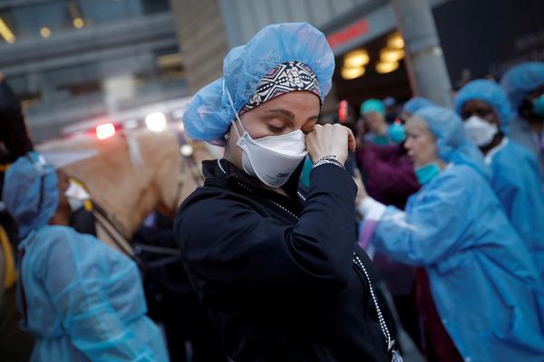 Число зараженных коронавирусом в мире достигло 5,5 миллиона