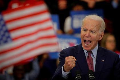 В США поспорили о шансах Байдена на победу после слов о чернокожих избирателях