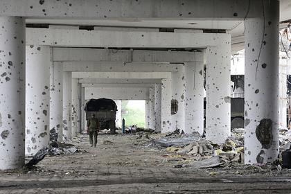 Раскрыты подробности подрыва «киборгов» в аэропорту Донецка