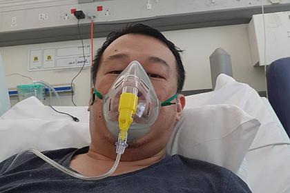 Мужчина с коронавирусом побывал в коме и преобразился до неузнаваемости