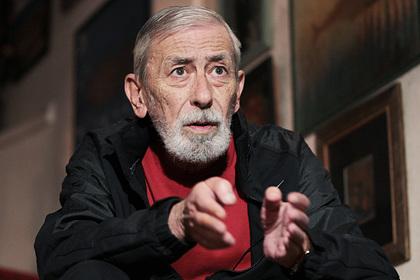 Кикабидзе рассказал об отношении к Путину и «ползучей аннексии» в Грузии