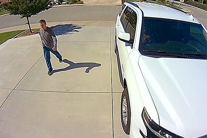 Десятилетняя девочка напугала грабителя и обратила его в бегство