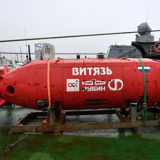 Глубоководный беспилотник «Витязь-Д»