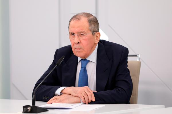 Лавров рассказал о чувстве превосходства США над Китаем