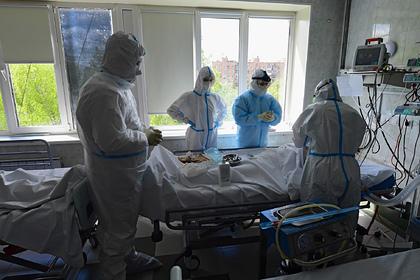 Минздрав впервые назвал число умерших от коронавируса врачей