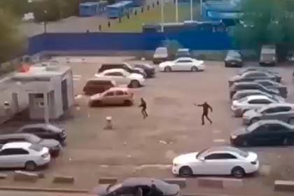 Арестованы участники крупной перестрелки у московского жилого комплекса