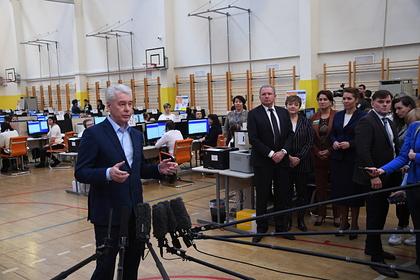 Собянин объявил о новых мерах поддержки бизнеса в Москве