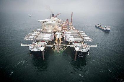 Угрозы США санкциями «Северному потоку-2» сочли дискриминацией еврокомпаний