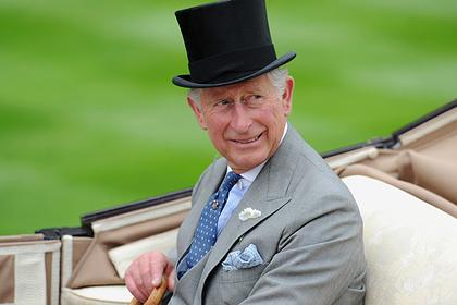 Принц Гарри попросил денег у принца Чарльза