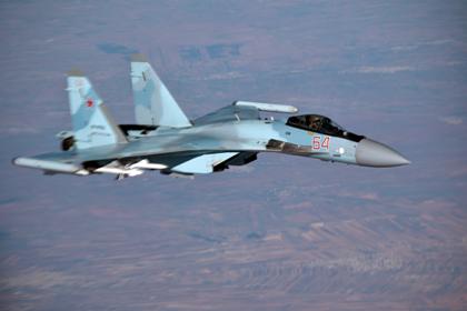США заявили об «небезопасном» перехвате своего самолета российским истребителем