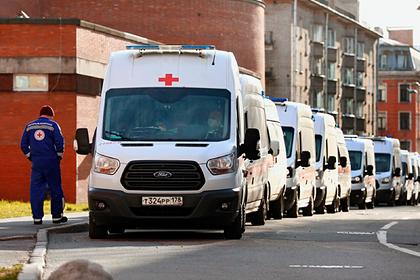 Общее число зараженных коронавирусом в России превысило 370 тысяч