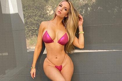 Популярное бикини с прозрачными частями раскритиковали в сети за вульгарность