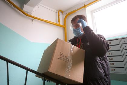 Соцпомощники откликнулись на 400 тысяч просьб москвичей