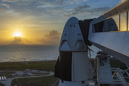 США впервые за девять лет отправили людей на МКС