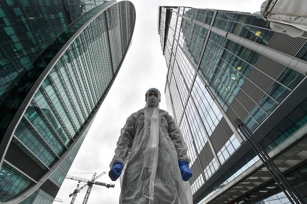 Предсказано будущее торговых и бизнес-центров после пандемии