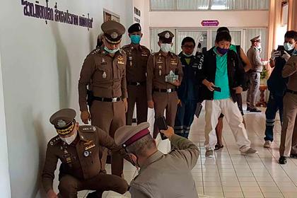 Электрик в Таиланде застрелил нескольких прохожих и сдался полиции