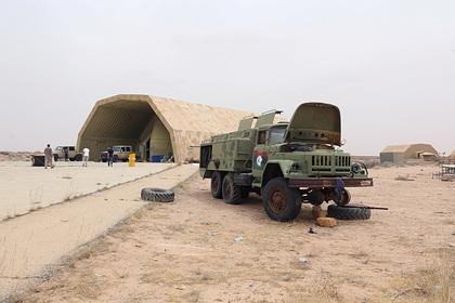 В России опровергли отправку военных самолетов в Ливию
