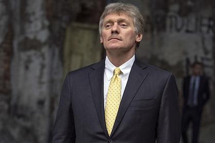 Кремль прокомментировал возможность отмены ограничений в Москве к 24 июня