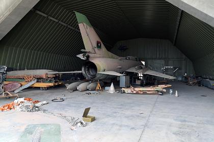 Армия Хафтара ответила на заявление США о переброске истребителей ВКС России