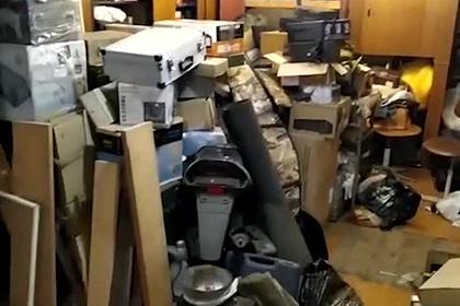 ФСБ показала новейшие модели автомата Калашникова от подпольных оружейников